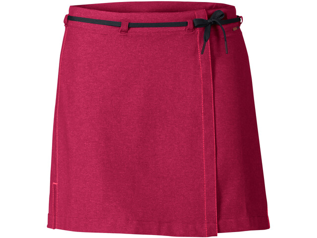 VAUDE Tremalzo II Skirt Dame crimson red